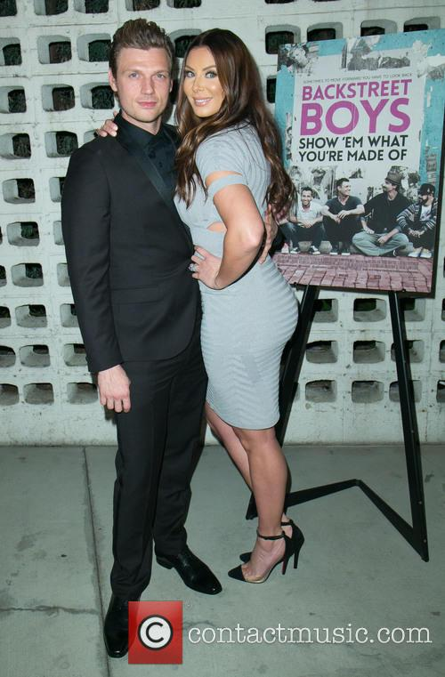 Nick Carter and Lauren Kitt 4