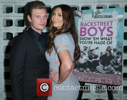 Nick Carter and Lauren Kitt 8