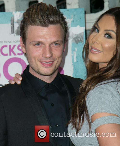 Nick Carter and Lauren Kitt 9