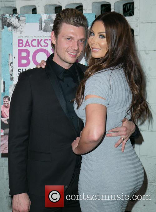 Nick Carter and Lauren Kitt 10