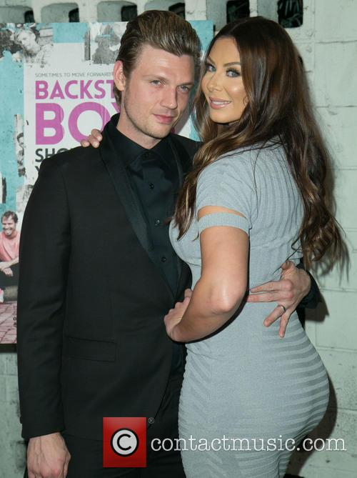 Nick Carter and Lauren Kitt 11