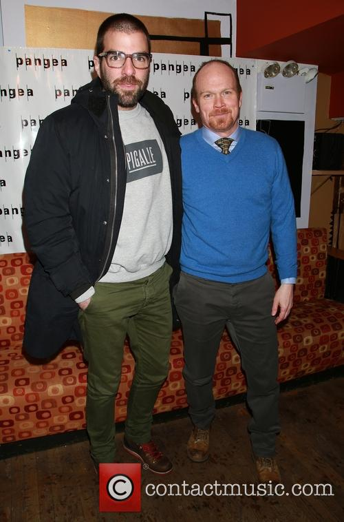 Zachary Quinto and James Joseph O'neil 2