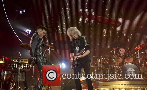 Brian May, Queen and Adam Lambert 7