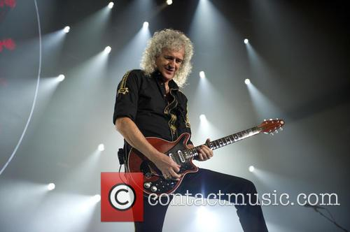 Brian May and Queen 5