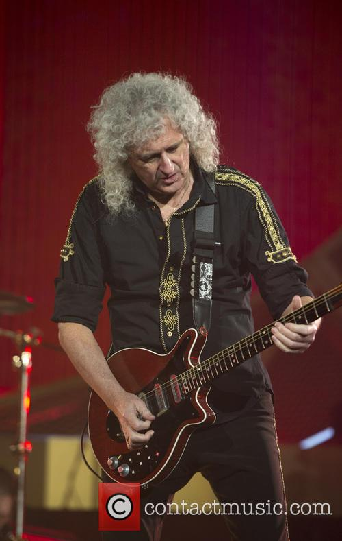 Brian May and Queen 10