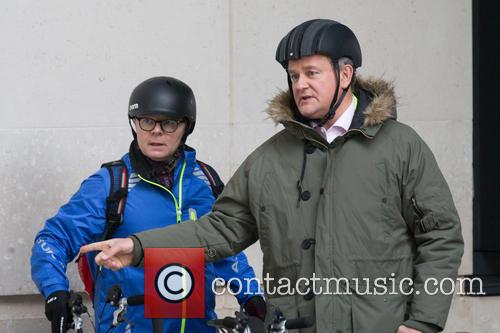 Jason Watkins and Hugh Bonneville 2