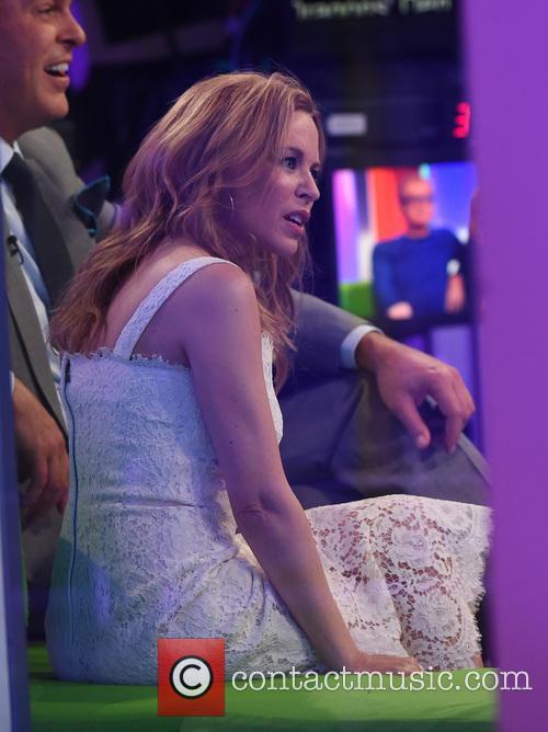 Kylie Minogue and Peter Jones 6