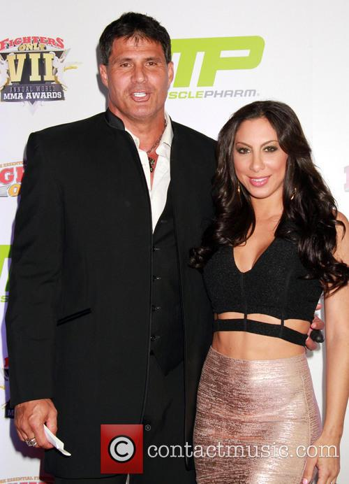 Jose Canseco and Leila Knight 2
