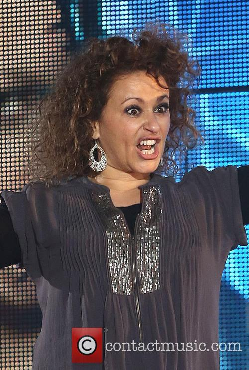 Nadia Sawalha 8