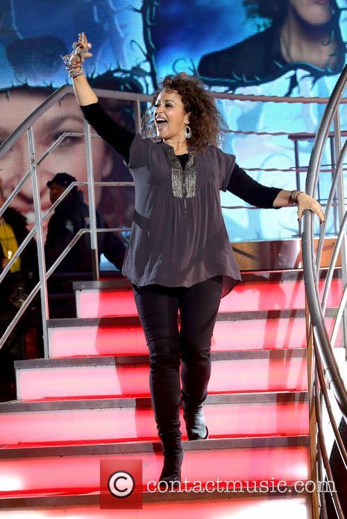Nadia Sawalha 9