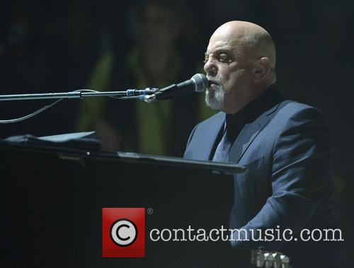 Billy Joel performs live in concert