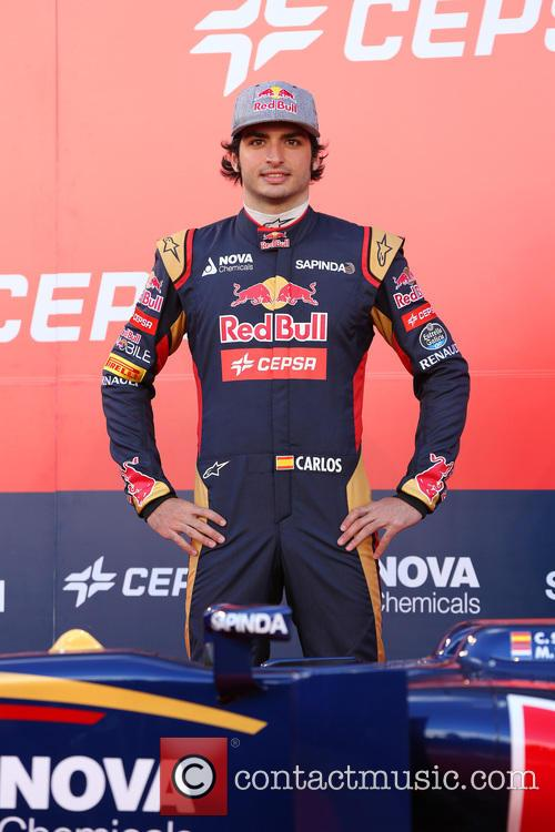 Carlos Sainz Jr 5