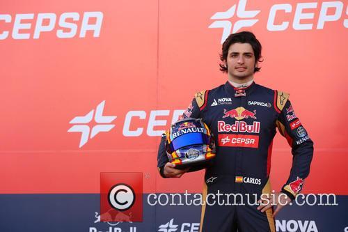 Carlos Sainz Jr 6