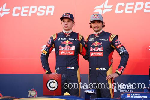 Carlos Sainz Jr and Max Verstappen. 3