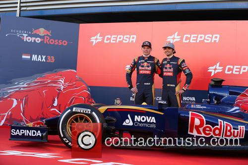 Carlos Sainz Jr and Max Verstappen. 4