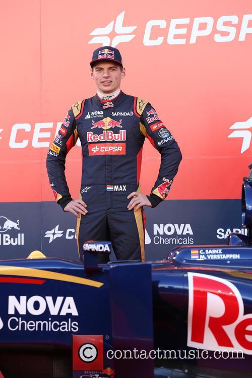 Max Verstappen. 3