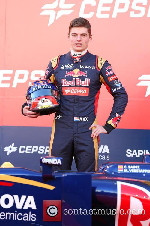 Max Verstappen. 4