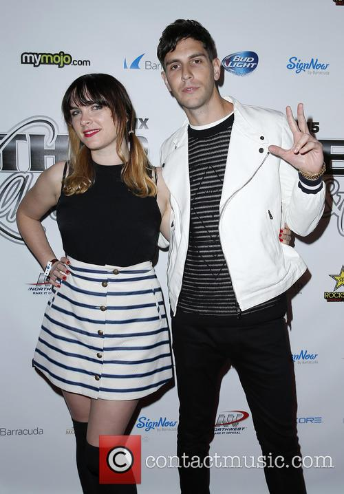 Victoria Asher and Gabe Saporta 2