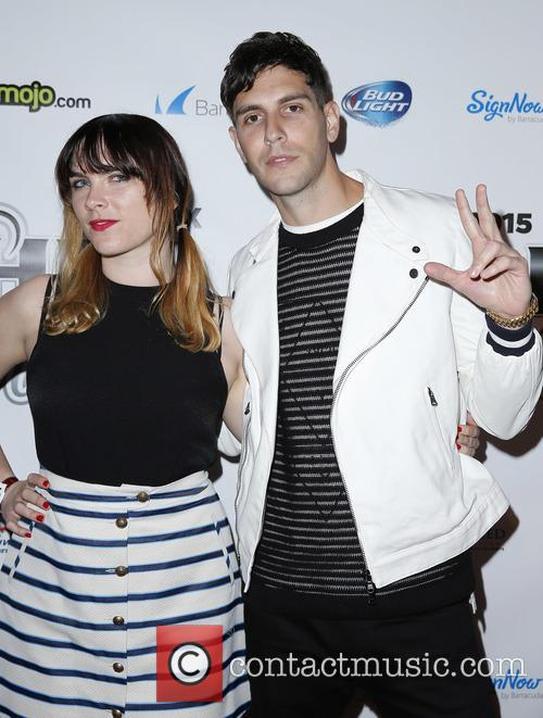 Victoria Asher and Gabe Saporta 1