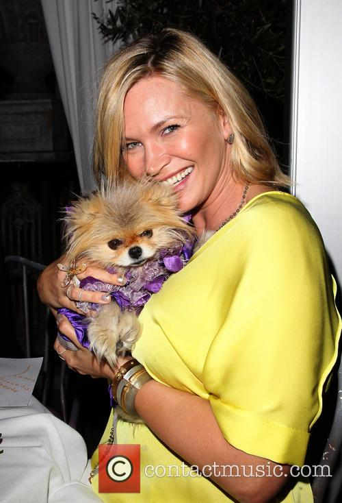 Giggy and Natasha Henstridge