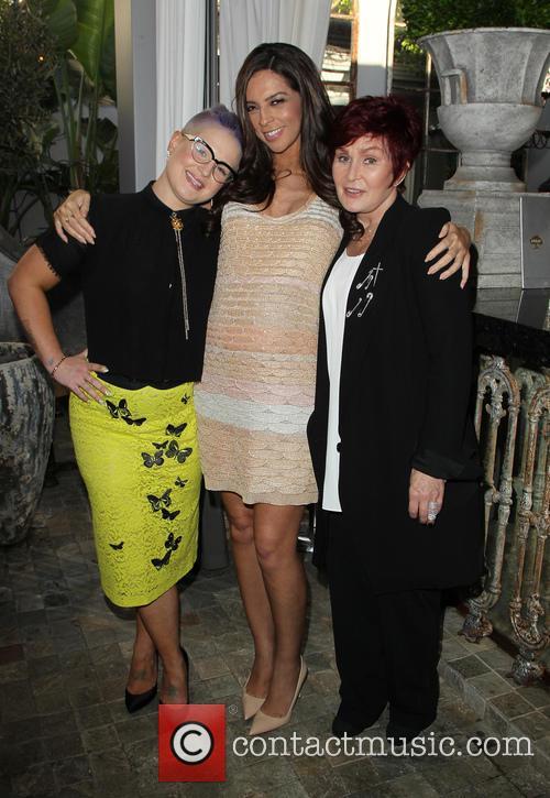 Kelly Osbourne, Terri Seymour and Sharon Osbourne 3