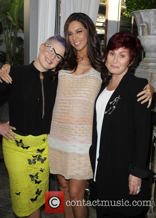 Kelly Osbourne, Terri Seymour and Sharon Osbourne 4