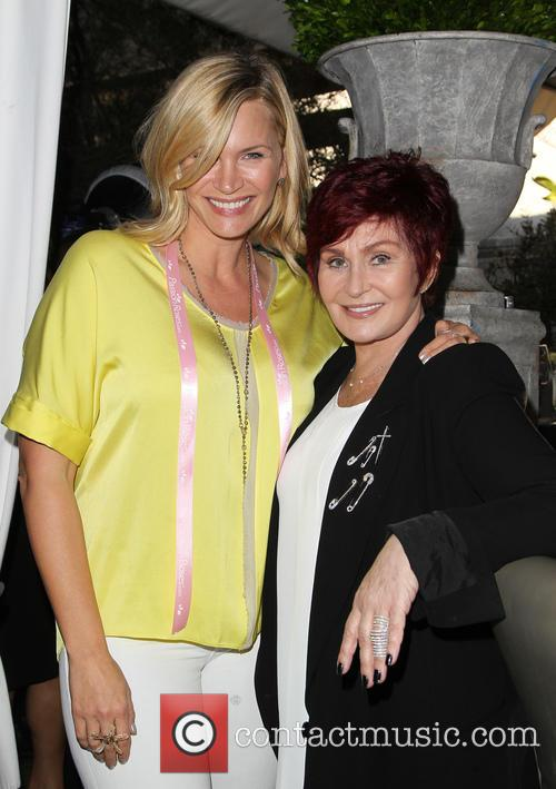 Natasha Henstridge and Sharon Osbourne 7