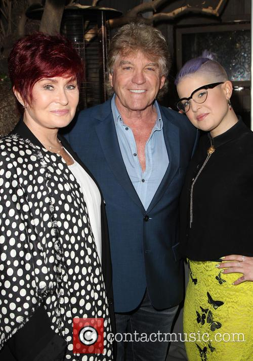 Sharon Osbourne, Ken Todd and Kelly Osbourne 6