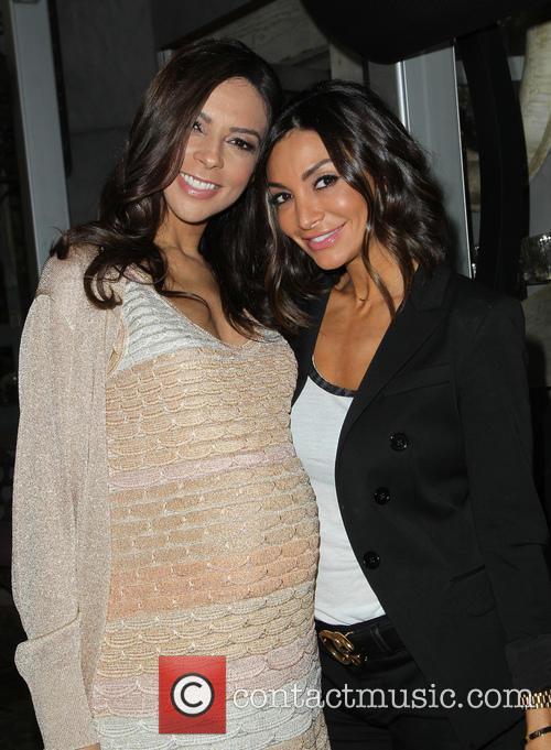 Terri Seymour and Courtney Laine Mazza