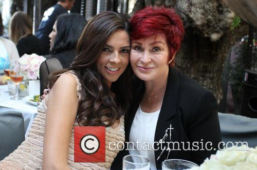 Terri Seymour and Sharon Osbourne 2