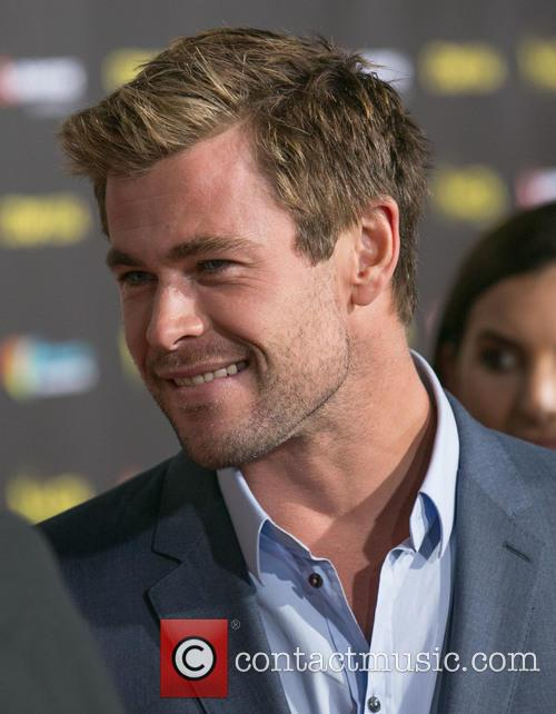 Chris Hemsworth 2