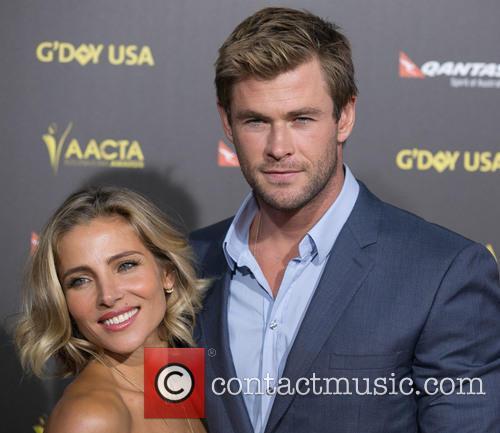 Elsa Pataky and Chris Hemsworth 5