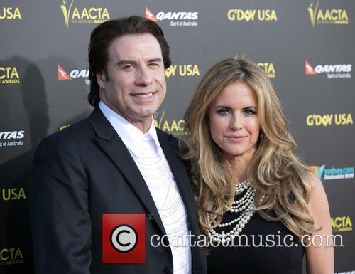 John Travolta and Kelly Preston 10