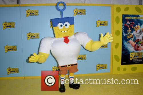 'The SpongeBob Movie: Sponge Out of Water' world...