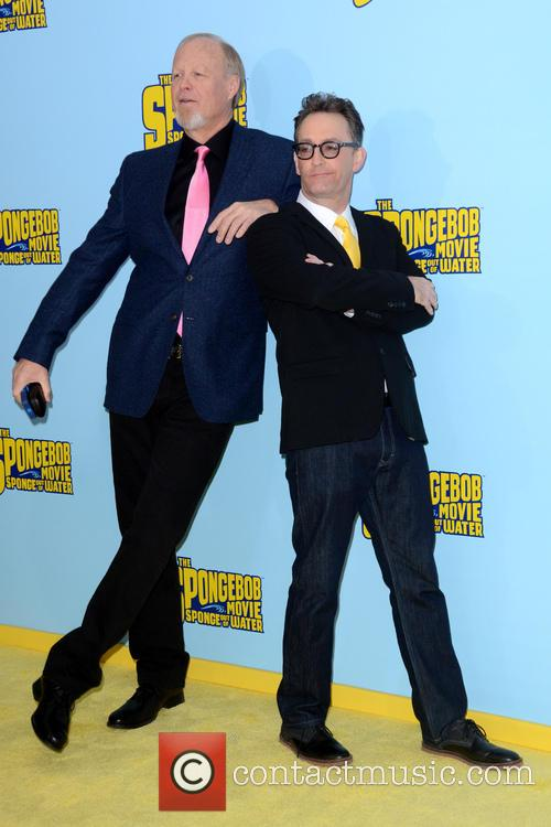 Bill Fagerbakke and Tom Kenny 3