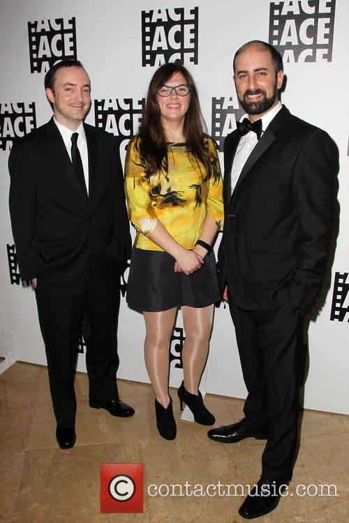 Chris Mckinlay, Nora Galley and Erin Winkel 1