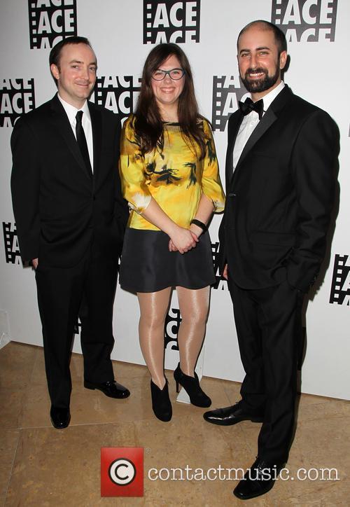Chris Mckinlay, Nora Galley and Erin Winkel 2