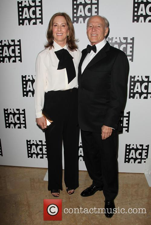 Frank Marshall and Kathleen Kennedy 2