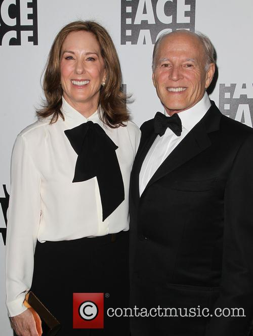 Frank Marshall and Kathleen Kennedy 3
