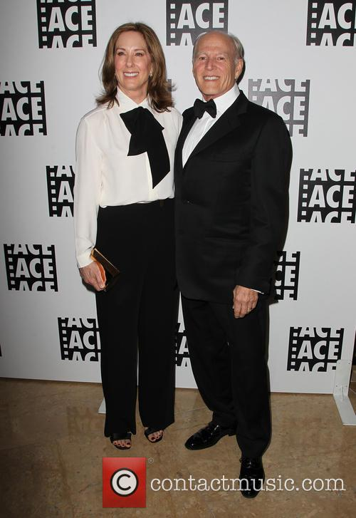 Frank Marshall and Kathleen Kennedy 4