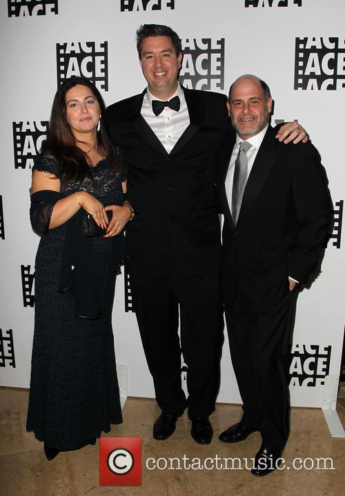 Matthew Weiner and Guests 3