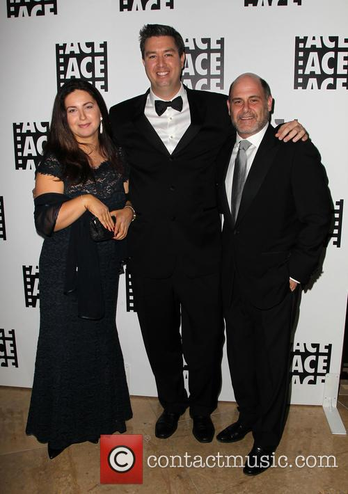 Matthew Weiner and Guests 4