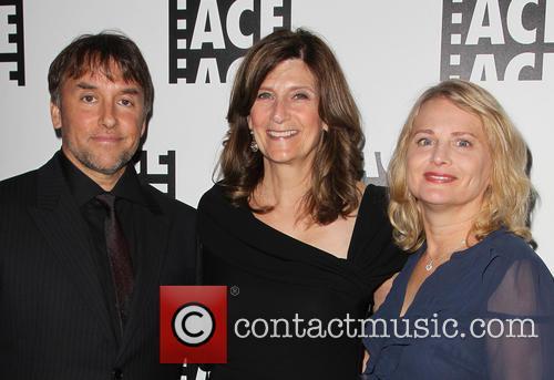 Richard Linklater, Sandra Adair and Guest 4
