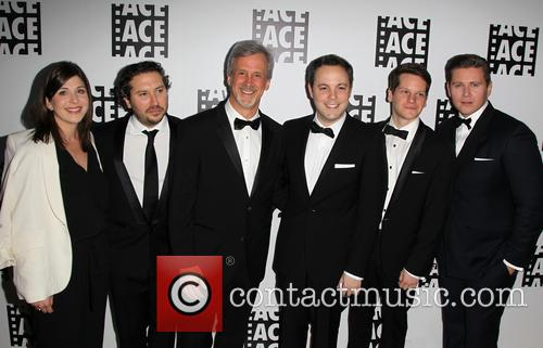 William Goldenberg, Graham Moore, Allen Leech and Guests 4