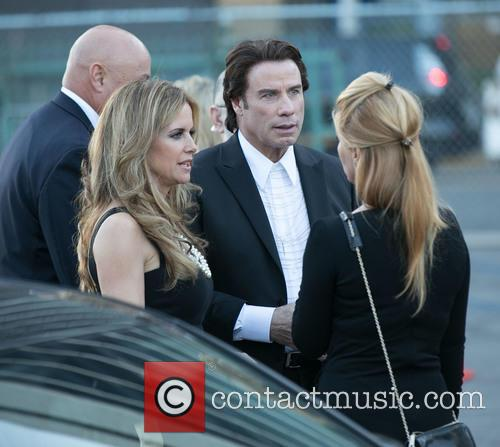 Kelly Preston and John Travolta 7