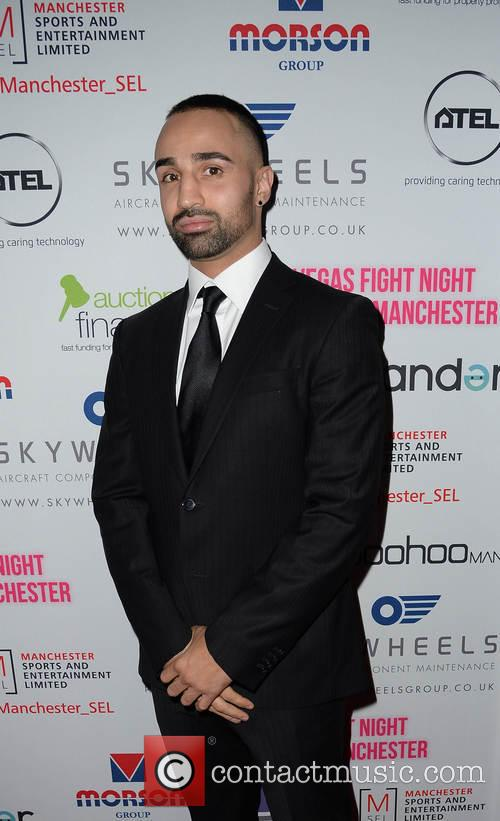 Vegas Fight Night at the Hilton Manchester -...