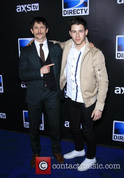 Jonathan Tucker and Nick Jonas 5