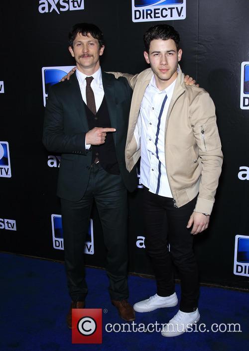 Jonathan Tucker and Nick Jonas 6