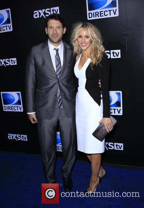 Tony Romo and Wife