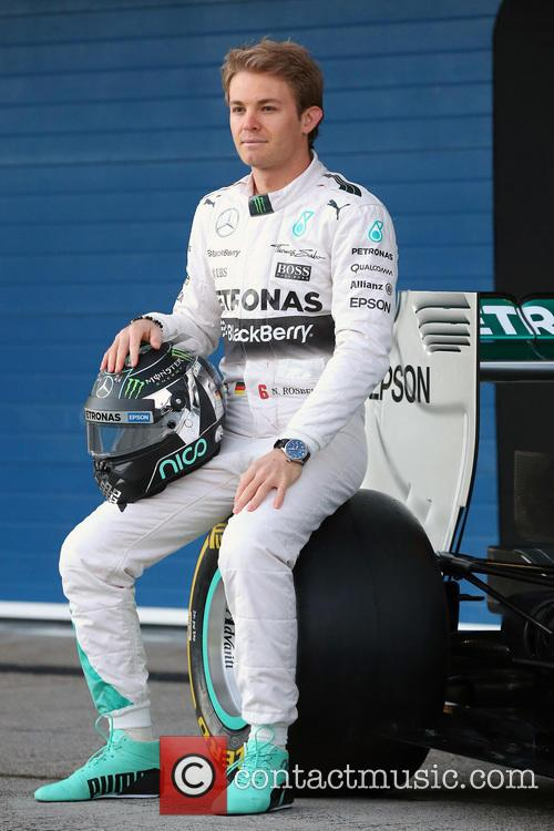 Nico Rosberg 9